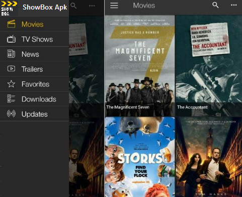 Showbox Apk Screenshots