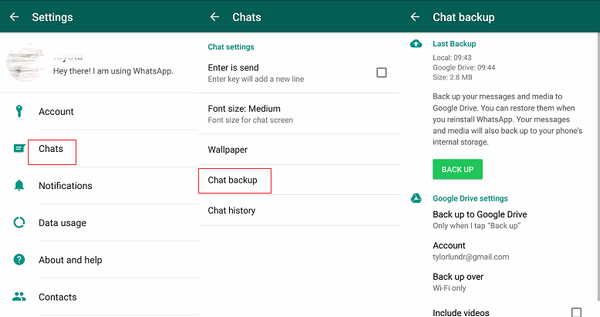 YOWhatsApp Apk Screen shots