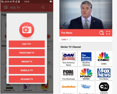 AOS TV Apk Latest Version