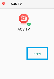 AOS TV Apk 14 1 1 Latest Version Download | Install AOS TV