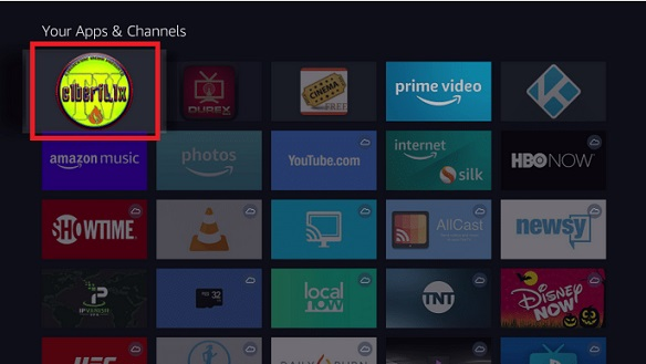 Cyberflix TV Apk FireStick