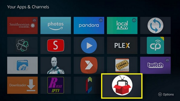 Redbox TV Apk